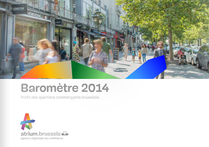 Atrium Brussels - Baromètre 2014