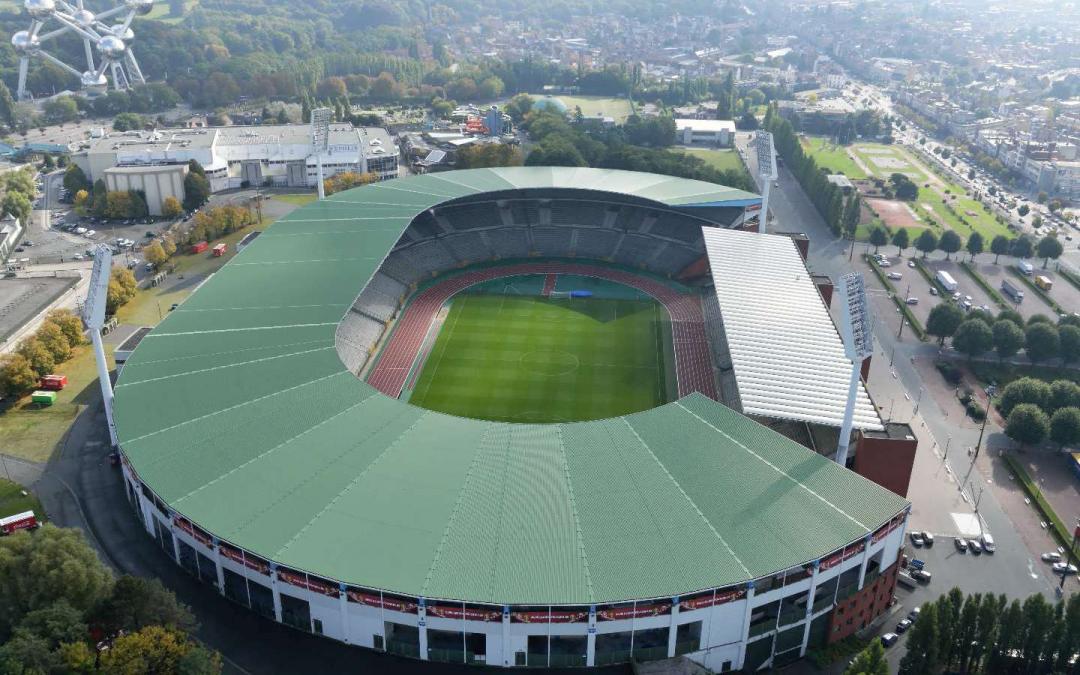 Communiqué de presse: Rénovation du Stade Roi Baudouin : « Des emplâtres onéreux, inefficaces, sur une jambe de bois déjà largement vermoulue »