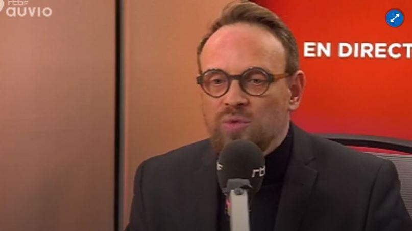 Interview sur Vivacité: Elections communales: Didier Wauters, future tête de liste du cdH à Bruxelles