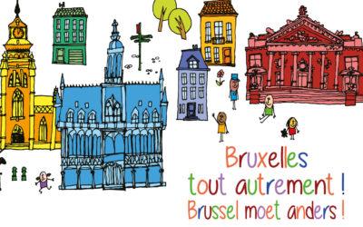 A la rencontre des habitants de De Brouckère-Congrès